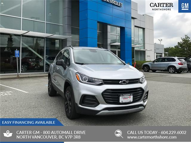 2019 Chevrolet Trax LT (Stk: 9TX45410) in North Vancouver - Image 1 of 13