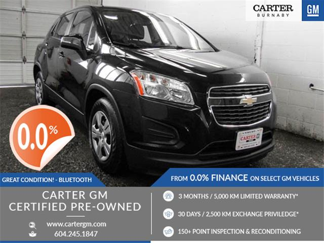 2014 Chevrolet Trax LS (Stk: T9-77811) in Burnaby - Image 1 of 22