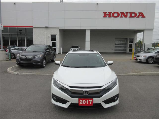 2017 Honda Civic Touring (Stk: SS3500) in Ottawa - Image 2 of 19