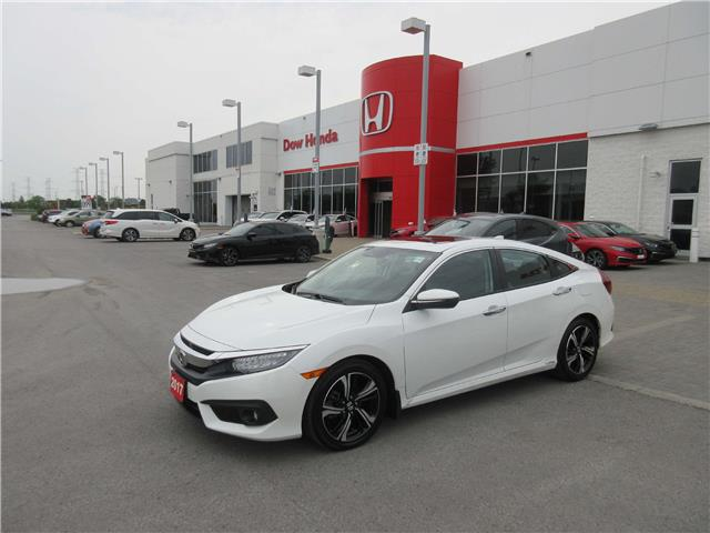 2017 Honda Civic Touring (Stk: SS3500) in Ottawa - Image 1 of 19