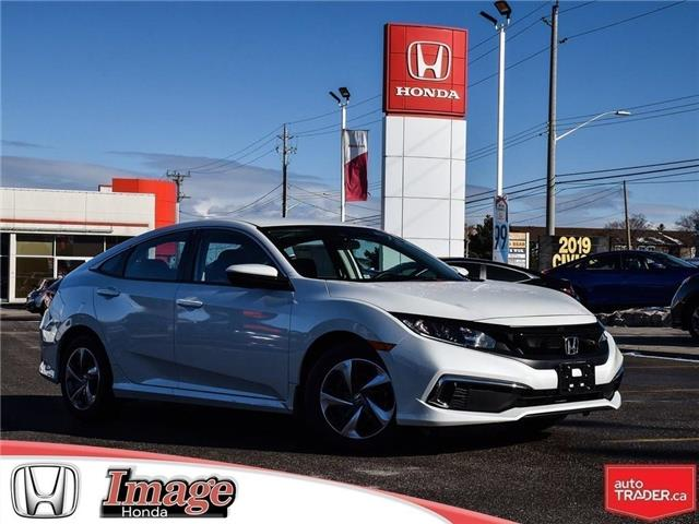 2019 Honda Civic LX (Stk: 9C387) in Hamilton - Image 1 of 19