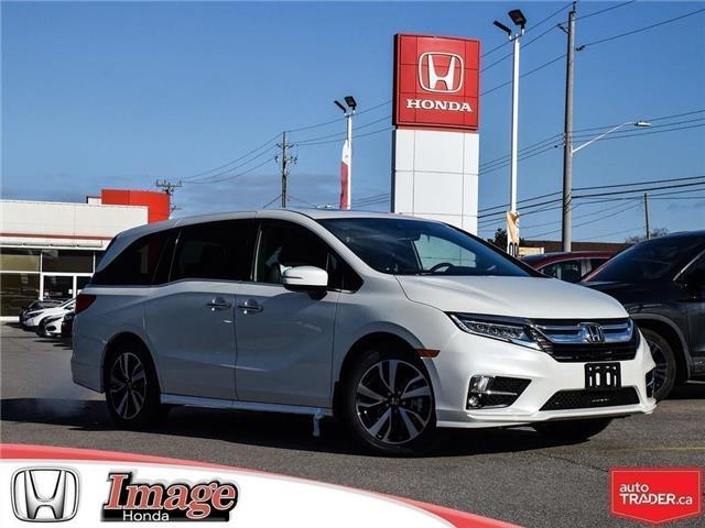 2019 Honda Odyssey Touring (Stk: 9V69) in Hamilton - Image 1 of 20