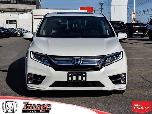 2019 Honda Odyssey Touring (Stk: 9V69) in Hamilton - Image 2 of 20