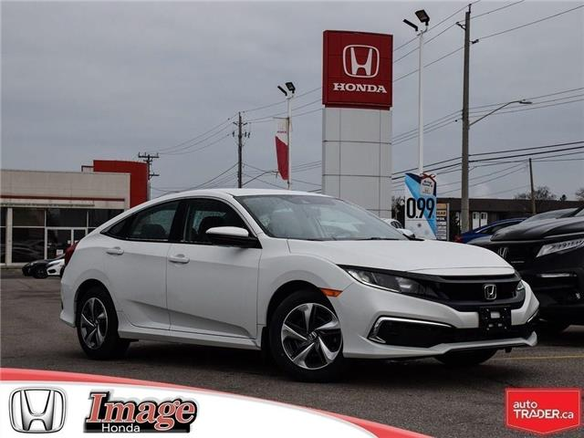 2019 Honda Civic LX (Stk: 9C418) in Hamilton - Image 1 of 20