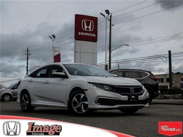 2019 Honda Civic LX (Stk: 9C433) in Hamilton - Image 1 of 18