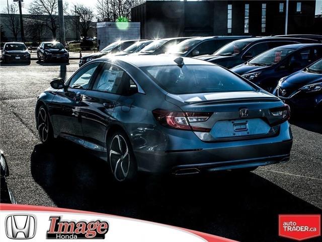 2019 Honda Accord Sport 1.5T (Stk: 9A118) in Hamilton - Image 6 of 19