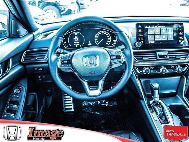 2019 Honda Accord Sport 1.5T (Stk: 9A118) in Hamilton - Image 14 of 19