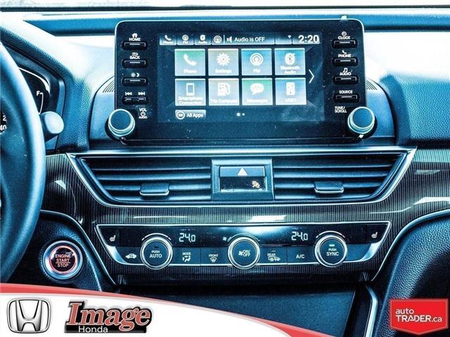 2019 Honda Accord Sport 1.5T (Stk: 9A118) in Hamilton - Image 16 of 19