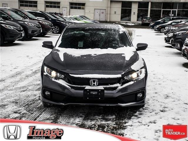 2019 Honda Civic Sport (Stk: 9C461) in Hamilton - Image 2 of 19