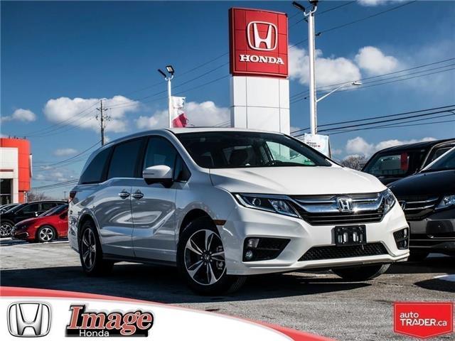 2019 Honda Odyssey EX (Stk: 9V75) in Hamilton - Image 1 of 20