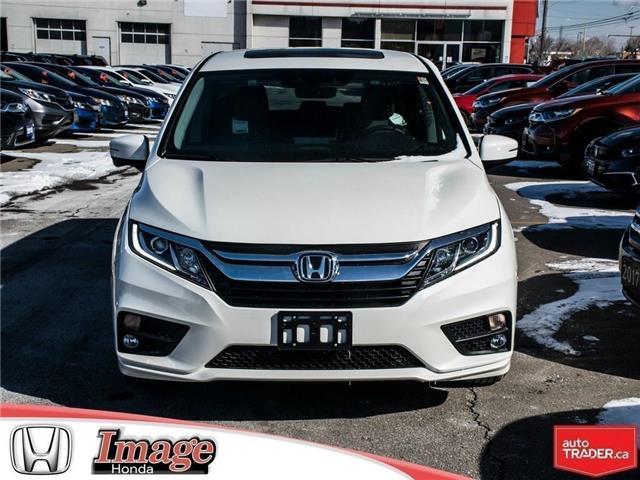 2019 Honda Odyssey EX (Stk: 9V75) in Hamilton - Image 2 of 20