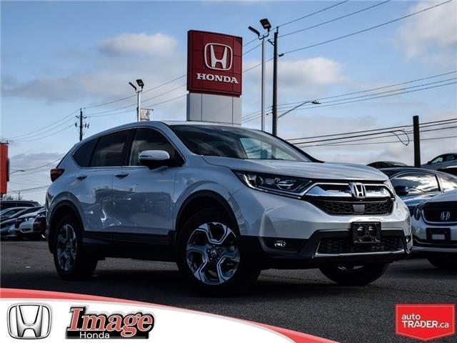 2019 Honda CR-V EX (Stk: 9R174) in Hamilton - Image 1 of 19
