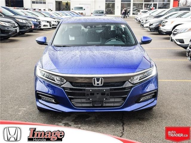 2019 Honda Accord Sport 2.0T (Stk: 9A143) in Hamilton - Image 2 of 19