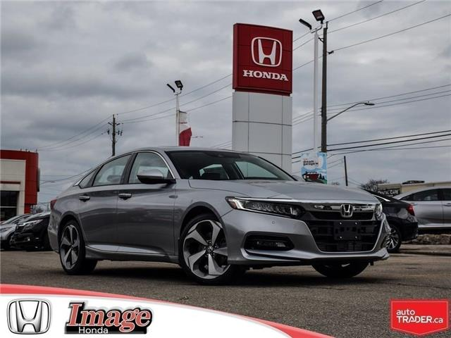 2019 Honda Accord Touring 1.5T (Stk: 9A142) in Hamilton - Image 1 of 19