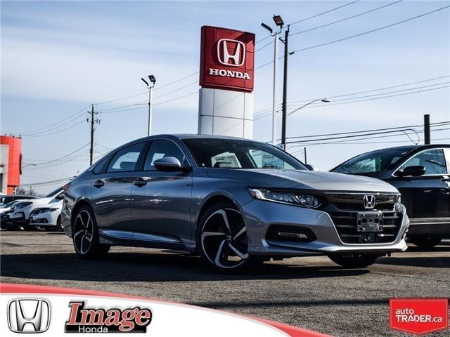 2019 Honda Accord Sport 1.5T (Stk: 9A140) in Hamilton - Image 1 of 19