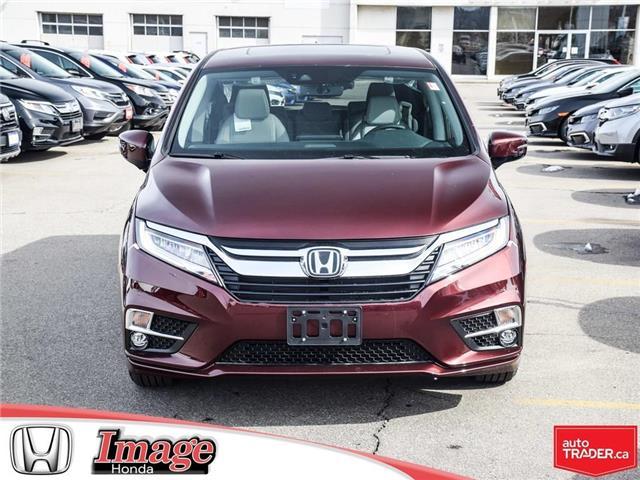 2019 Honda Odyssey Touring (Stk: 9V82) in Hamilton - Image 2 of 20