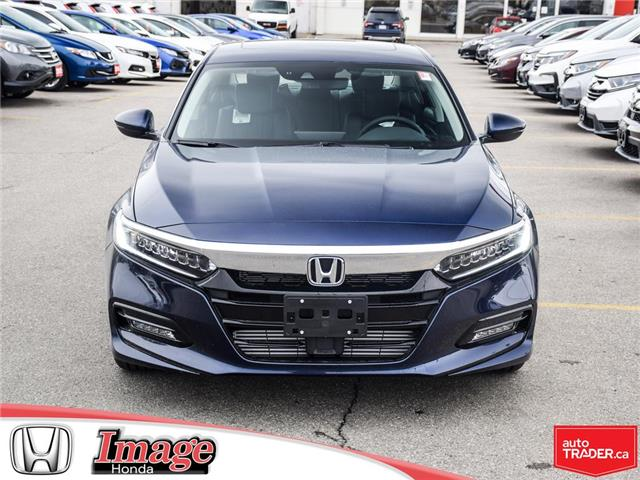 2019 Honda Accord Touring 1.5T (Stk: 9A156) in Hamilton - Image 2 of 19