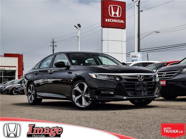 2019 Honda Accord Touring 1.5T (Stk: 9A167) in Hamilton - Image 1 of 19