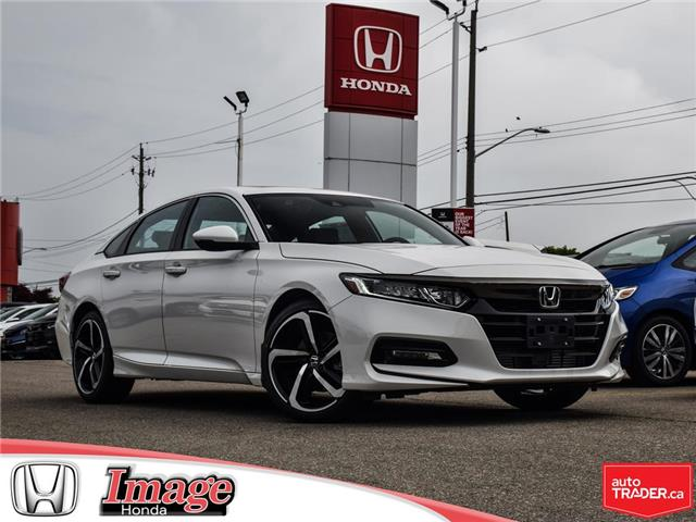 2019 Honda Accord Sport 1.5T (Stk: 9A166) in Hamilton - Image 1 of 19