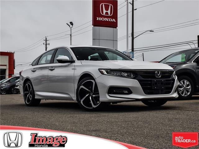 2019 Honda Accord Sport 1.5T (Stk: 9A164) in Hamilton - Image 1 of 19