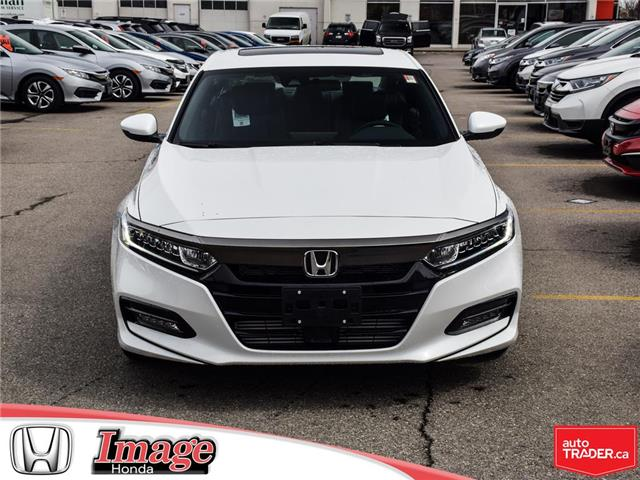 2019 Honda Accord Sport 1.5T (Stk: 9A164) in Hamilton - Image 2 of 19