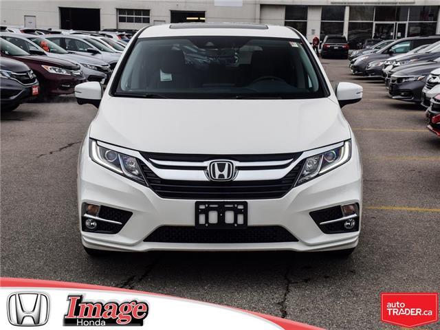 2019 Honda Odyssey EX-L (Stk: 9V83) in Hamilton - Image 2 of 19