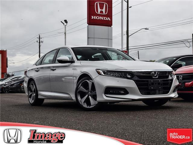 2019 Honda Accord Touring 2.0T (Stk: 9A168) in Hamilton - Image 1 of 19