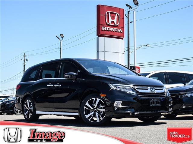 2019 Honda Odyssey Touring (Stk: 9V87) in Hamilton - Image 1 of 21