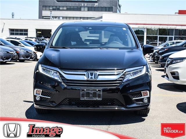 2019 Honda Odyssey Touring (Stk: 9V87) in Hamilton - Image 2 of 21