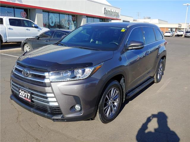 2017 Toyota Highlander  (Stk: 1805041) in Cambridge - Image 2 of 15