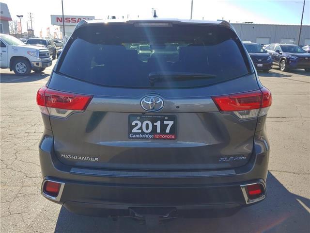 2017 Toyota Highlander  (Stk: 1805041) in Cambridge - Image 7 of 15