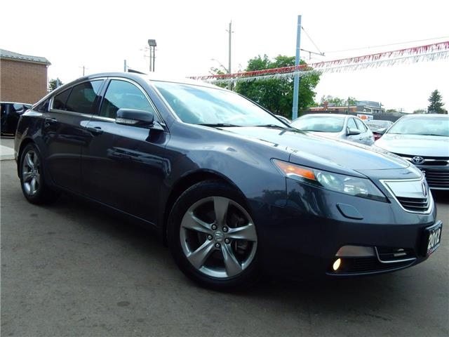 2012 Acura TL Base (Stk: 19UUA9) in Kitchener - Image 1 of 24