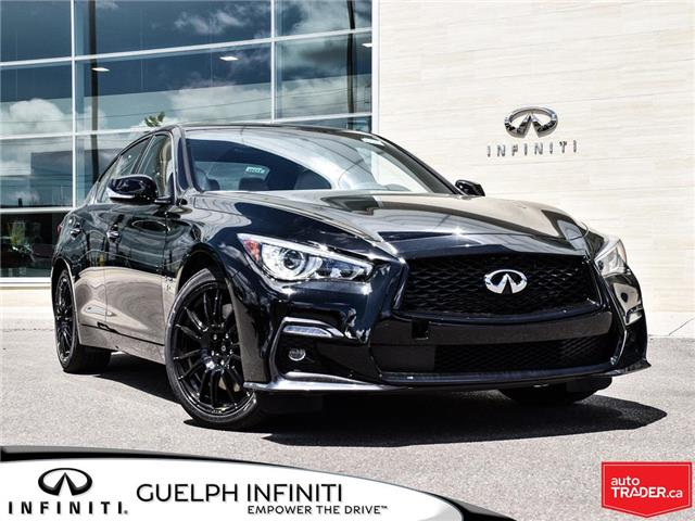 2019 Infiniti Q50 3.0t I-LINE RED SPORT (Stk: I6960) in Guelph - Image 1 of 25