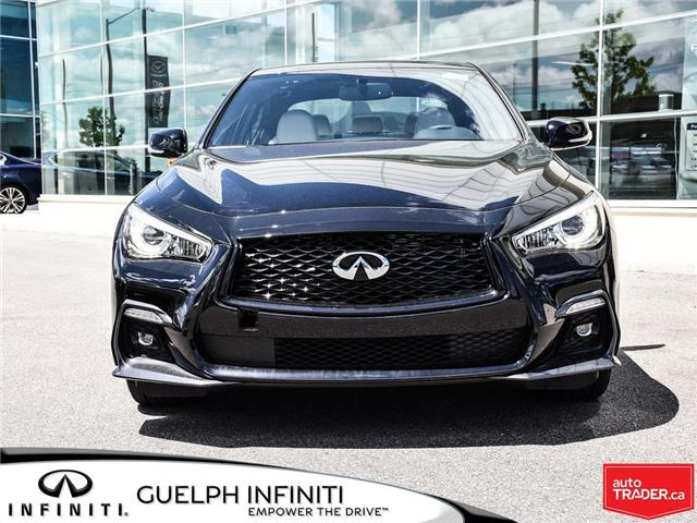 2019 Infiniti Q50 3.0t I-LINE RED SPORT (Stk: I6960) in Guelph - Image 2 of 25