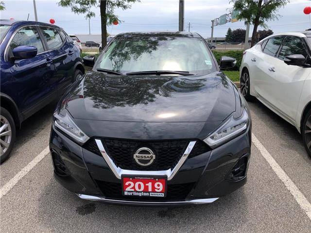 2019 Nissan Maxima Platinum (Stk: Y4506) in Burlington - Image 2 of 6
