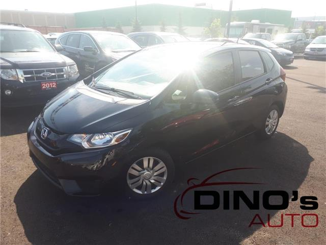 2015 Honda Fit LX (Stk: 107823) in Orleans - Image 1 of 25