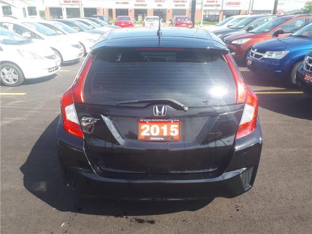 2015 Honda Fit LX (Stk: 107823) in Orleans - Image 3 of 25