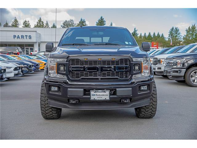 2019 Ford F-150 XLT (Stk: 9F14565) in Vancouver - Image 2 of 30