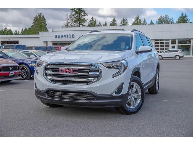 2019 GMC Terrain SLE (Stk: P0635) in Vancouver - Image 3 of 30