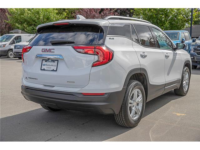 2019 GMC Terrain SLE (Stk: P0635) in Vancouver - Image 7 of 30