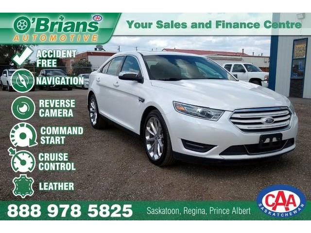 2018 Ford Taurus Limited (Stk: 12549A) in Saskatoon - Image 1 of 24