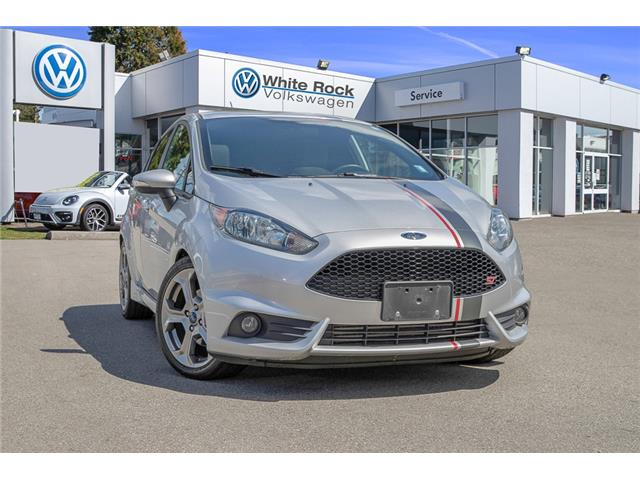 2015 Ford Fiesta ST (Stk: JG272440A) in Vancouver - Image 1 of 28
