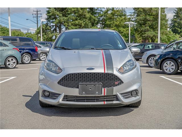 2015 Ford Fiesta ST (Stk: JG272440A) in Vancouver - Image 2 of 28