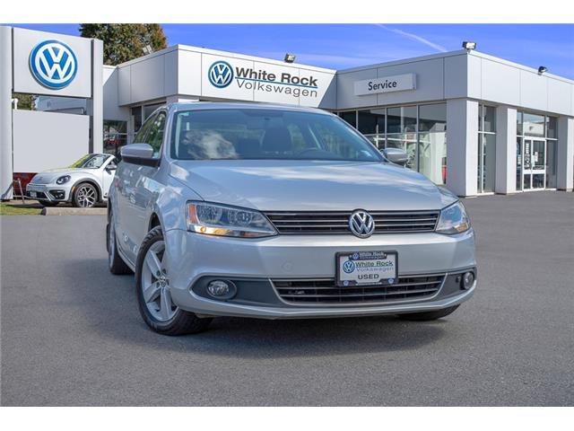 2014 Volkswagen Jetta 2.0 TDI Comfortline (Stk: VW0894) in Vancouver - Image 1 of 26