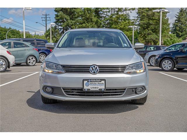 2014 Volkswagen Jetta 2.0 TDI Comfortline (Stk: VW0894) in Vancouver - Image 2 of 26