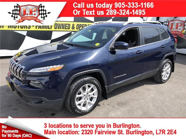2014 Jeep Cherokee North (Stk: 46502) in Burlington - Image 1 of 26