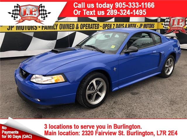 2003 Ford Mustang  (Stk: 46501) in Burlington - Image 1 of 22