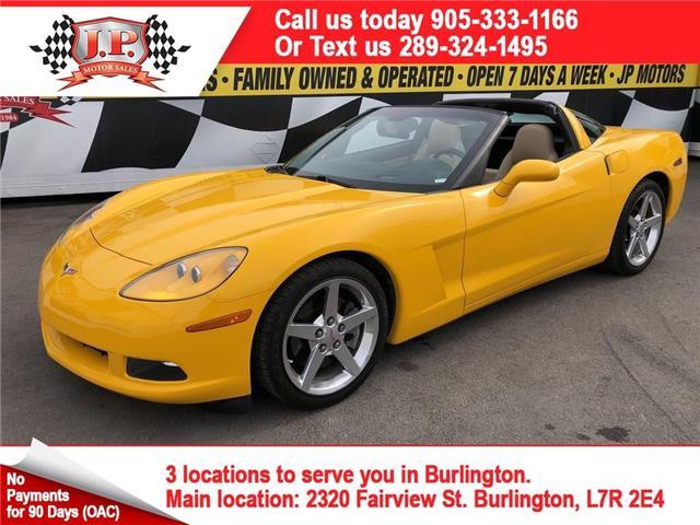 2005 Chevrolet Corvette Base (Stk: 46656) in Burlington - Image 1 of 25
