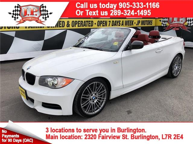 2011 BMW 135i  (Stk: 46600) in Burlington - Image 1 of 28