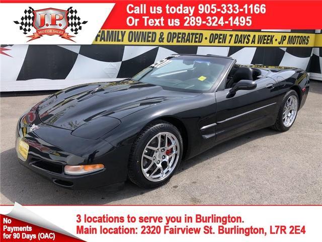 2003 Chevrolet Corvette Base (Stk: 46683) in Burlington - Image 1 of 27